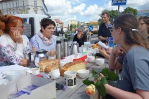 Ilona Matyka von der Frauenorganisation BABA stowarzyszenie